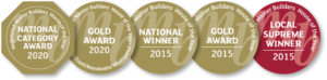 Master Builders House Of the Year Awards - Alteration Specialists